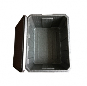 EPP无冰袋槽周转箱